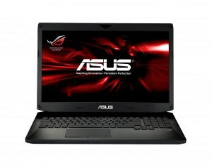 Asus gaming laptops line