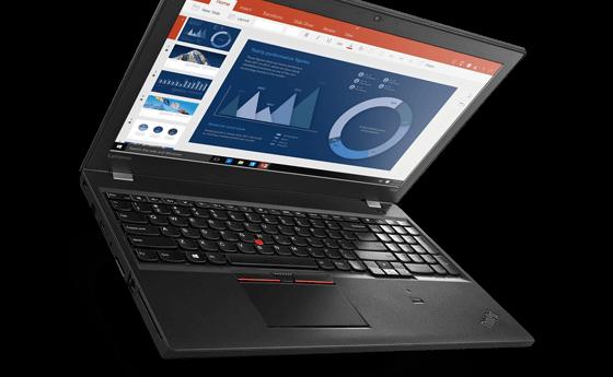 Lenovo ThinkPad T560 to wysokiej klasy laptop stworzony z myślą o wymagających specjalistach